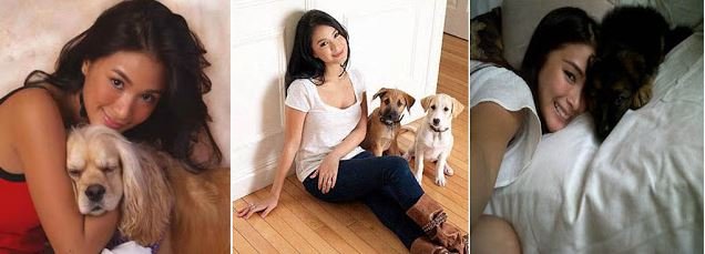 LOOK: Cutest Photos Of Your Favorite Celebrities With Their Animal Pals!