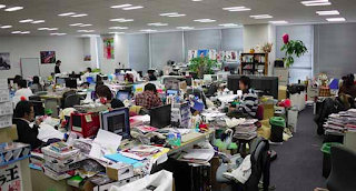Office Organizing and Space Planning Tips