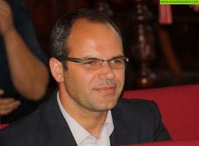 El Comité Local de Coalición Canaria en Santa Cruz de La Palma presenta a Toni Acosta Felipe como candidato a la Alcaldía