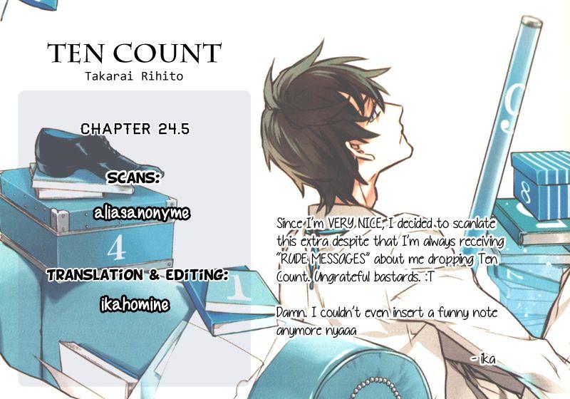 Ten Count - Chapter 39