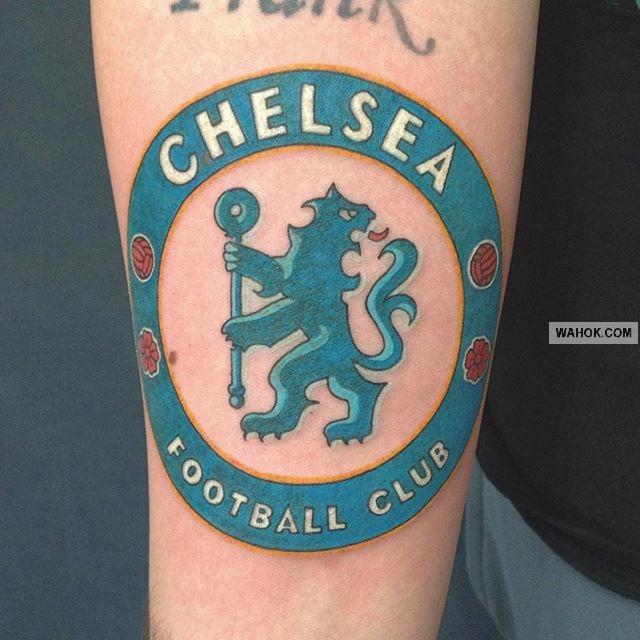 Gambar Tattoo 3D Logo Sepak Bola Dan Soccer Football