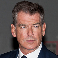 May 16 – Pierce Brosnan