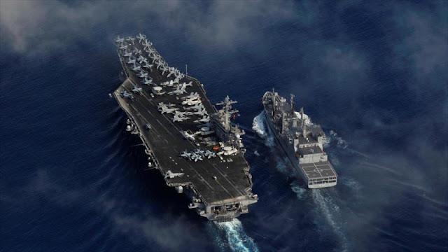 EEUU y La India realizarán maniobra conjunta en frontera china