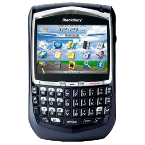 BlackBerry Electron 8700g