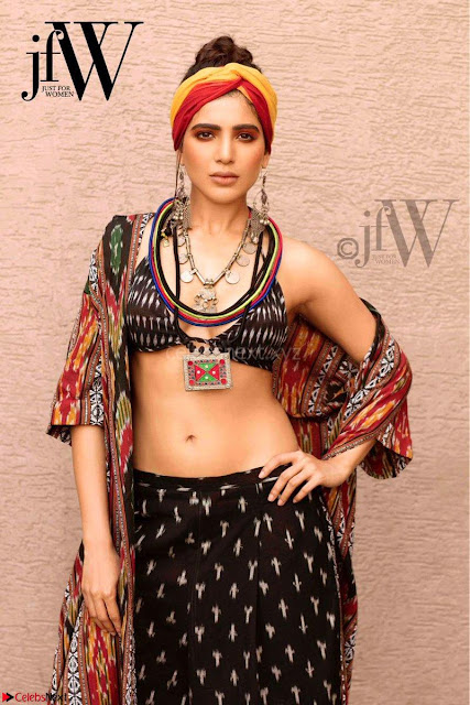 Samantha Ruth Prabhu in Choli ~ Exclusive  Celebrities Galleries 007.jpg