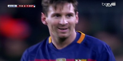 Copa Del Rey : Barcelona 4 vs 1 Espanyol 06-01-2016
