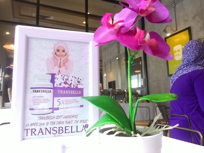 Putih dan Cantik Luar Dalam Dengan Transbella