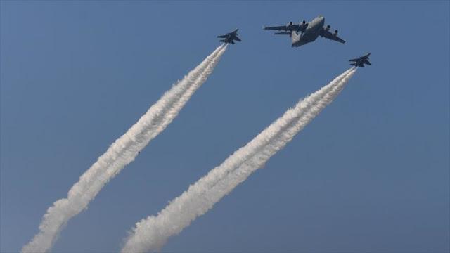 La India hace gala de su poder militar en el Día de la República