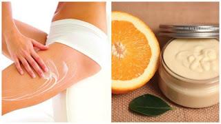 crème maison pour réduire la flaccidité des hanches et des cuisses