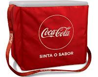 Promoção Verão Pede Coca-Cola: Bolsa de Isopor promoveraopedecocacola.com.br