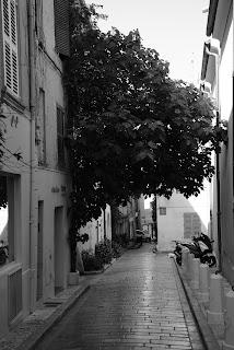 Ruelle à Saint-Tropez