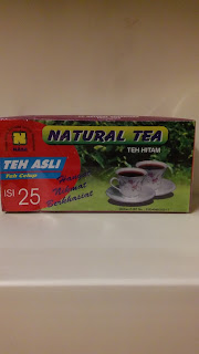 NATURAL TEA CELUP