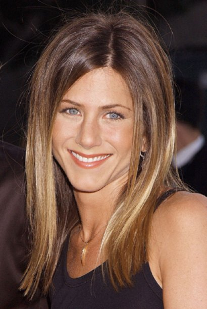 Jennifer Aniston Balayage Hair