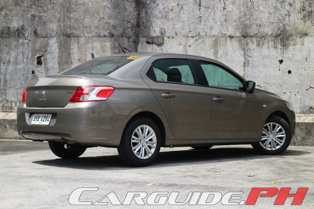 review: 2015 peugeot 301 1.6 hdi | carguide.ph - philippine car