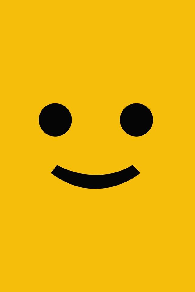 iPhone Smile Wallpaper