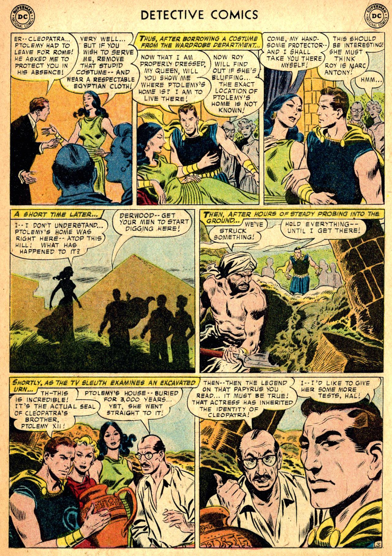 Read online Detective Comics (1937) comic -  Issue #257 - 20