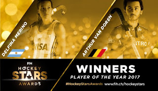 International Hockey Federation (FIH) annual Player of the Year awards
