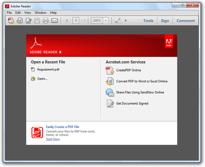 Download Adobe Acrobat Reader 2019 Offline Installer for ...