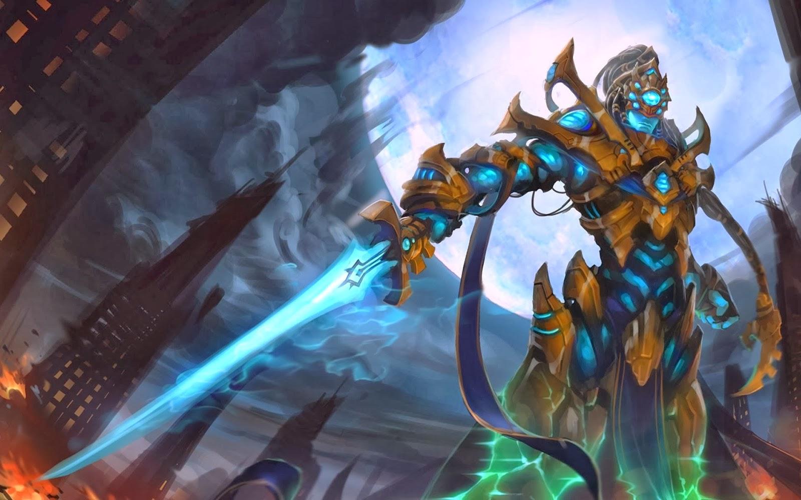 World Of Warcraft Wallpapers Hd Master Yi League Of Legends Wallpaper Master Yi Desktop
