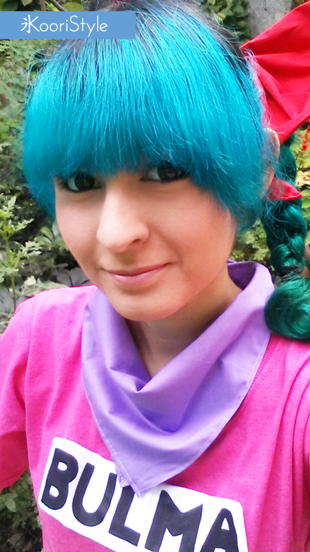 Koori KooriStyle Kawaii Cute Cosplay Bulma Dragon Ball DragonBall Radar ブルマ コスプレ