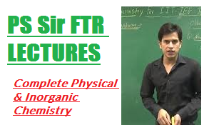 PS Sir FTR LECTURES