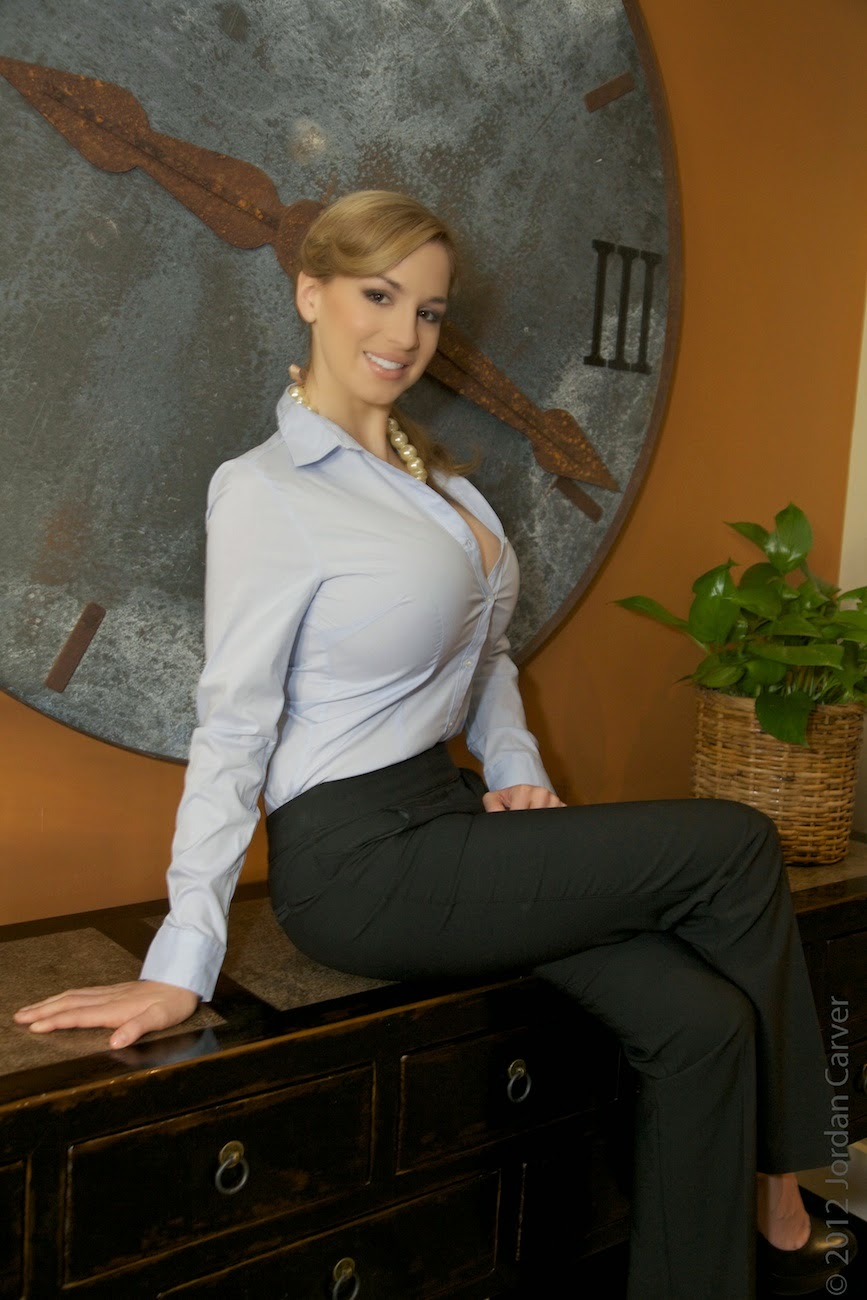 Boobs In Office 26