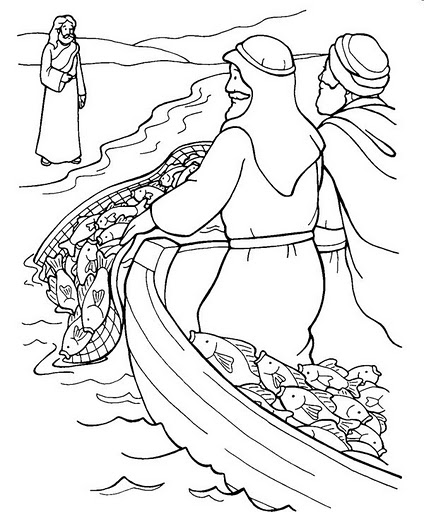 breakfast time coloring pages - photo#45