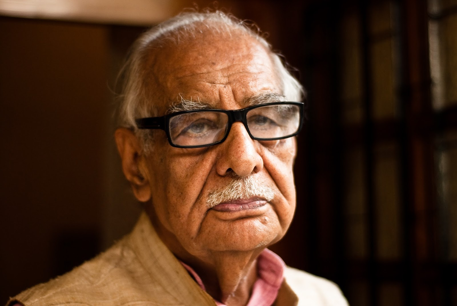 Image result for kuldeep nayar and morarji desai