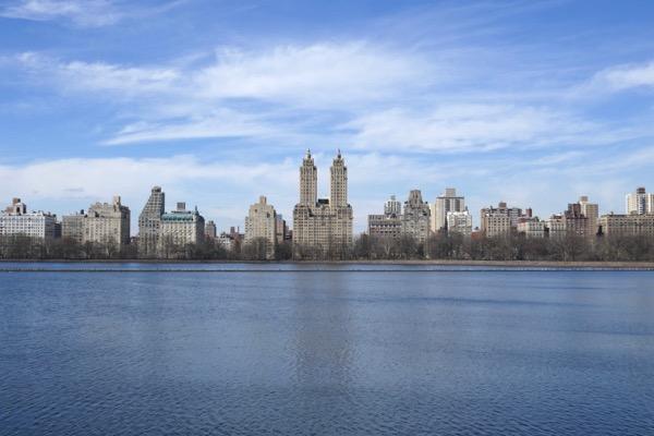 Central Park Reservoir New York