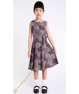baju lebaran anak perempuan 2018