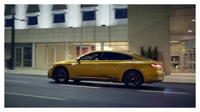 The new Arteon is praising its reality debut.