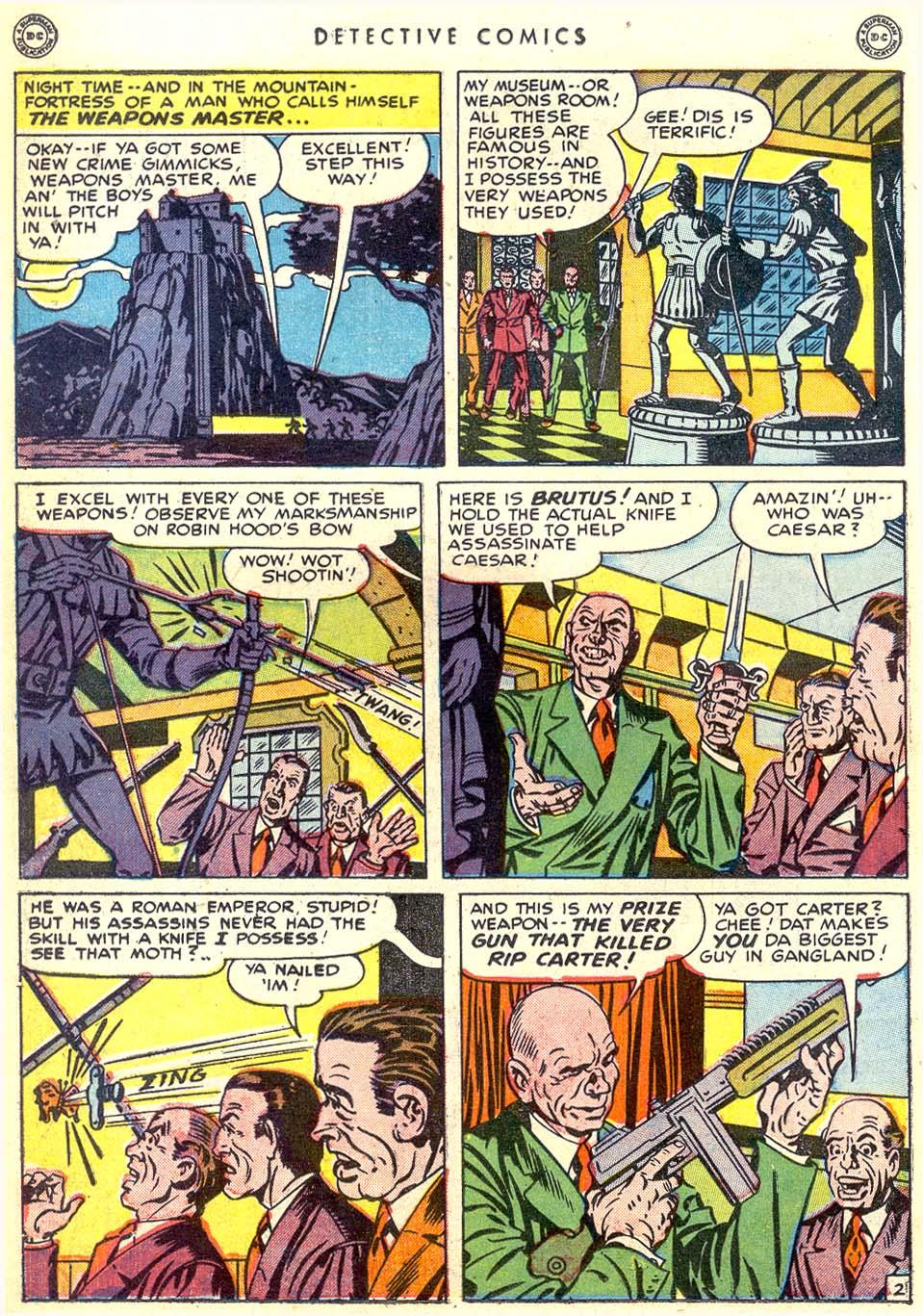 Detective Comics (1937) 143 Page 37