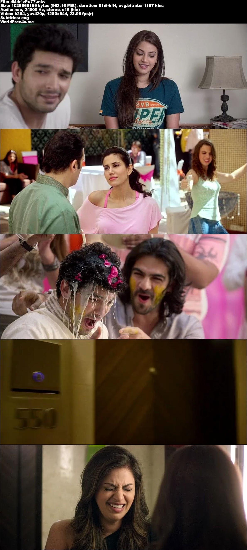 Screen Shot Of Wedding Pullav 2015 300MB HDRip 480P Full Hindi Movie Watch Online Free Download