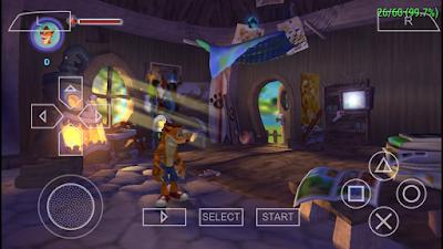 Download Game PSP Crash Bandicoot ISO Gratis