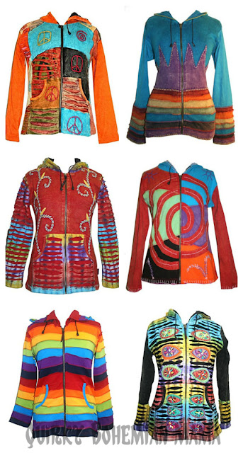 Cool hippie bohemian jackets. Hippie boho bohemian winter fashion coats.10 Funky Boho/Hippie Jackets that Will Rock Your World! {Agan Traders, winter boho hippie fashion} Autumn bohemian fashion plus size hippie clothing plus size gypsy clothing bohemian plus size dresses bohemian clothing hippie bohemian jacket bohemian winter coats boho chic jackets boho winter coat bohemian coats boho jacket bohemian dresses bohemian fashion  Bohemian blog Bohemian mom blog Bohemian mama blog bohemian mama blog Hippie mom blog Offbeat mom blog offbeat home offbeat living Offbeat mama bohemian parenting blogs like Offbeat mama