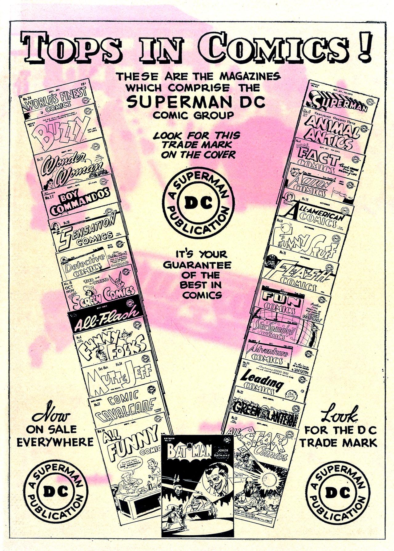 Read online Detective Comics (1937) comic -  Issue #116 - 51