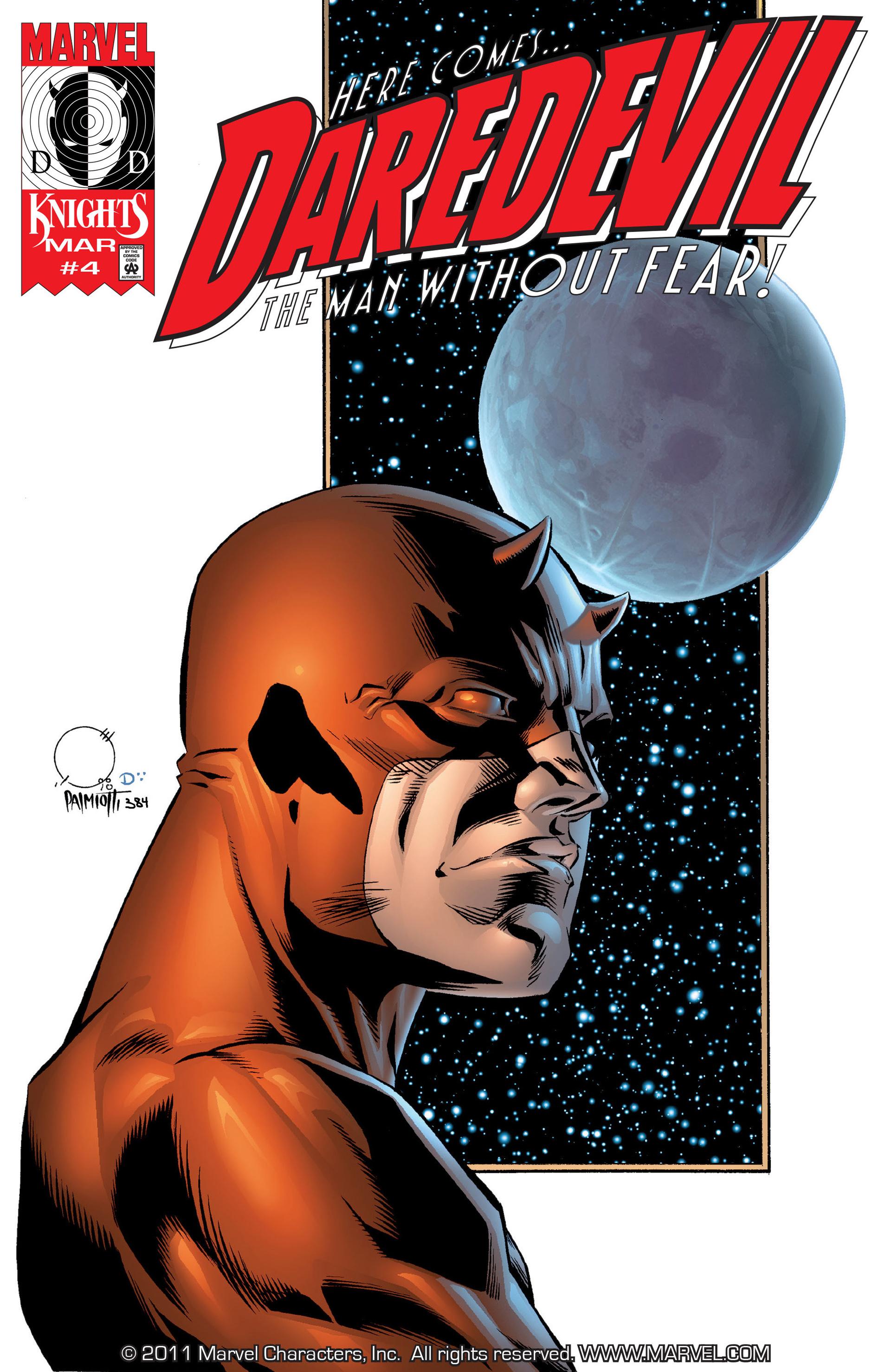 Daredevil (1998) 4 Page 1