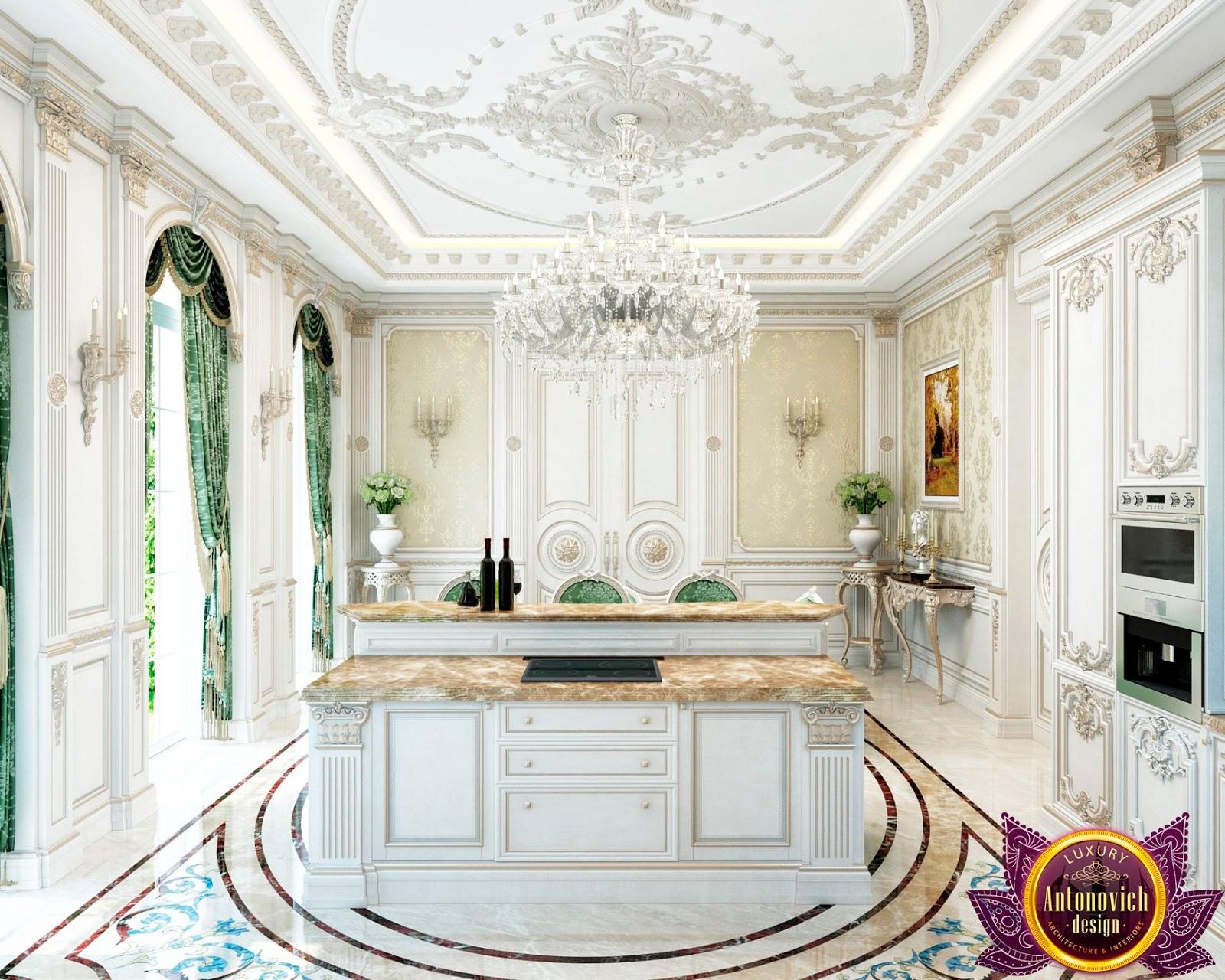 Kitchen Design Usa By Katrina Antonovich: Kenyadesign: Luxury And Functionality Kitchen Interior