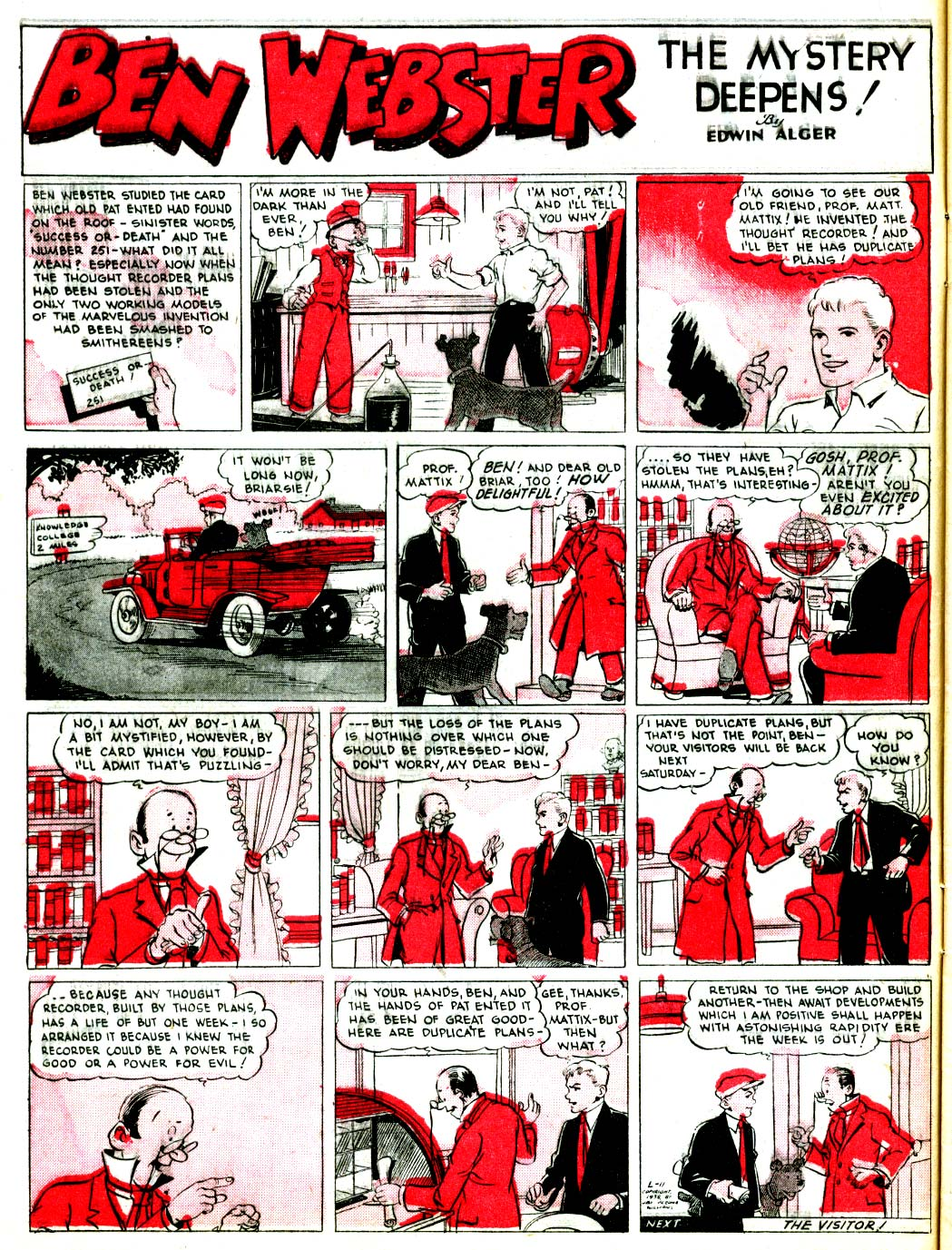 Read online All-American Comics (1939) comic -  Issue #7 - 14