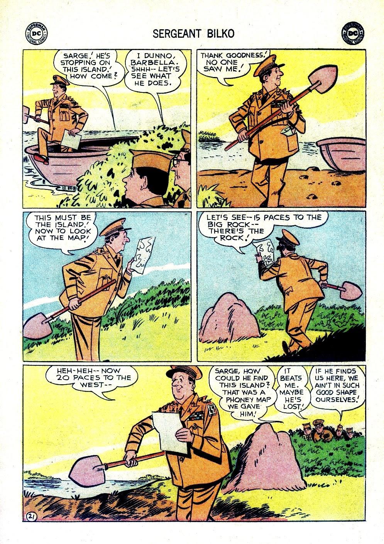 Sergeant Bilko issue 9 - Page 27