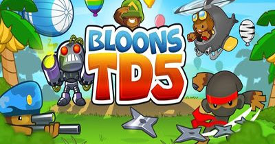 Bloons TD 5 3.1 Apk Download  ~ ApkMania
