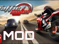 Highway Traffic Rider Mod Apk v1.6.11 (Free Shopping) Terbaru