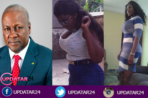 Image result for BREAKING: Mahama Tried To Have Sɛx With Me in the Flagstaff House Of My Big Butt - Kumawood Actress