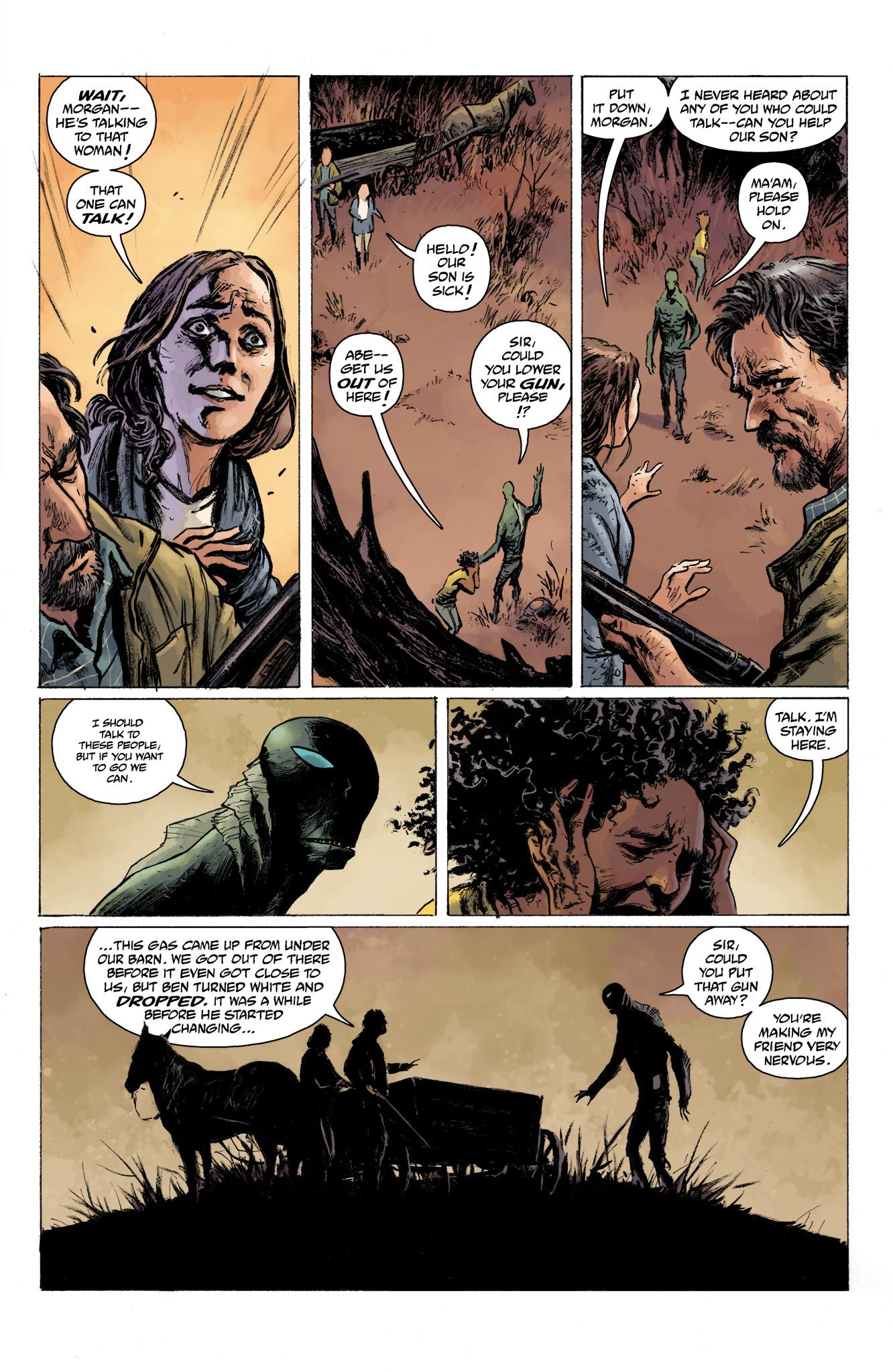 Read online Abe Sapien comic -  Issue #13 - 7