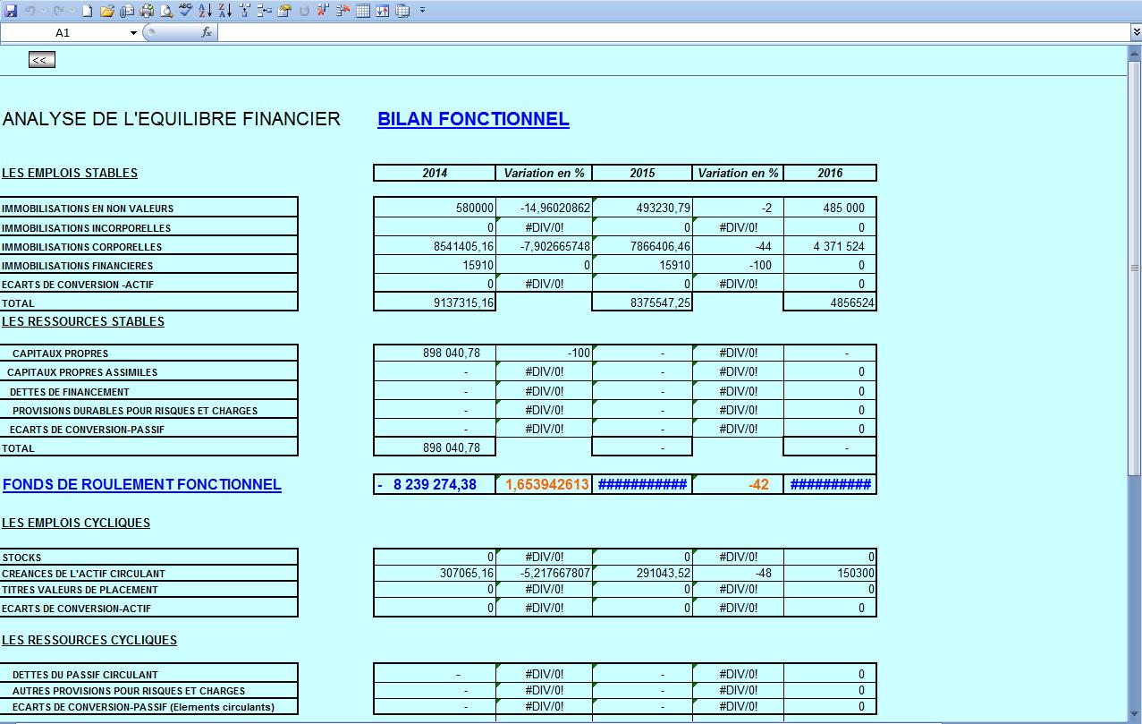 xx - Simple Application pour l'audit Comptable et Financier