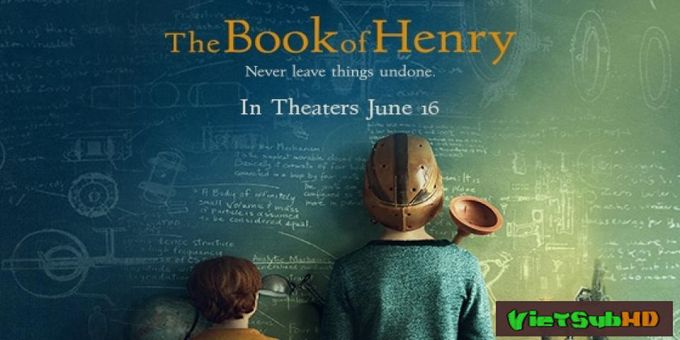 Phim Cuốn sách của Henry VietSub HD   The Book of Henry 2017