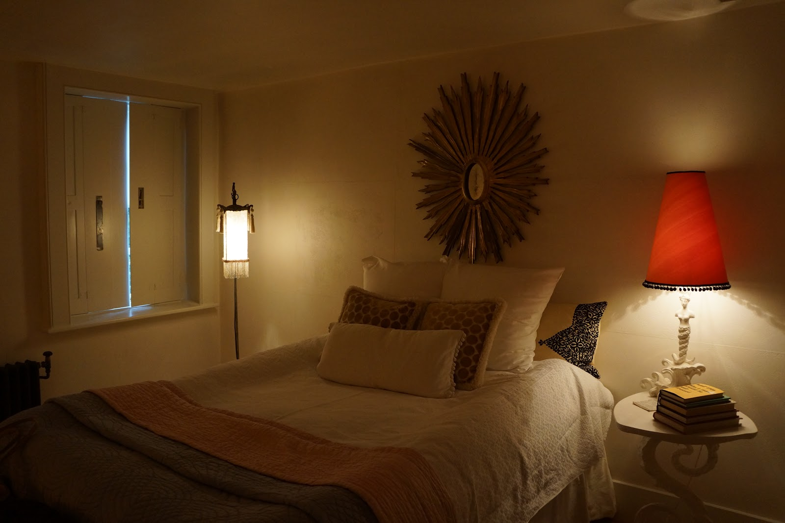 beige coloured bed at 40 winks hotel