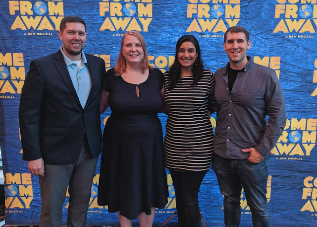 Come From Away National tour Baltimore