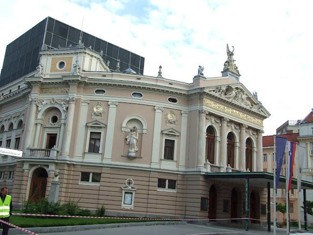 Pozorište u Ljubljani