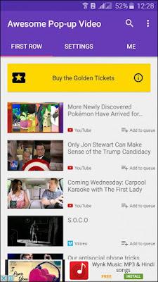 Putar Video YouTube di Latar Belakang Di Android